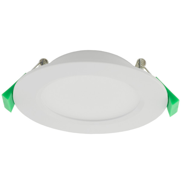 Prime is a low profile and dimmable downlight that features excellent performance and allows for easy installation. It is ideal for any residential, corridor, reception, retail and office areas. Tricolour allows you to select colour temperature.