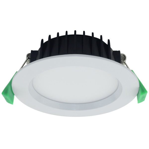 Titan II is a low profile and dimmable downlight that features excellent performance and allows for easy installation. It is ideal for any residential, corridor, reception, retail and office areas. Tricolour allows you to select colour temperature.