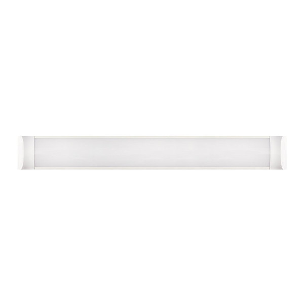 Blade is a slimline TriColour LED batten featuring an energy efficient tubeless design as well as a polycarbonate diffuser. Making this batten ideal for use throughout residential, garages and storage areas.