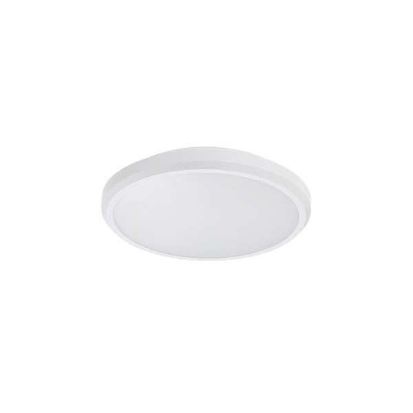 Eclipse II is a surface mounted LED ceiling light which has been designed to suit any commercial or residential use. The range is available in three sizes/wattages. Including TriColour SMD LED light that is encased with a toughened opal acrylic diffuser, providing excellent light distribution.