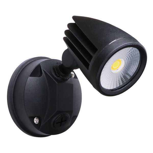 Fortress II is a double insulated and IP54 ingress protection TriColour LED security light. It features a vertical and horizontal adjustable head and can be wall or ceiling mounted. Making the Fortress II the perfect light for entry ways, alfresco, garages and walkways. Also available with PIR Sensor.