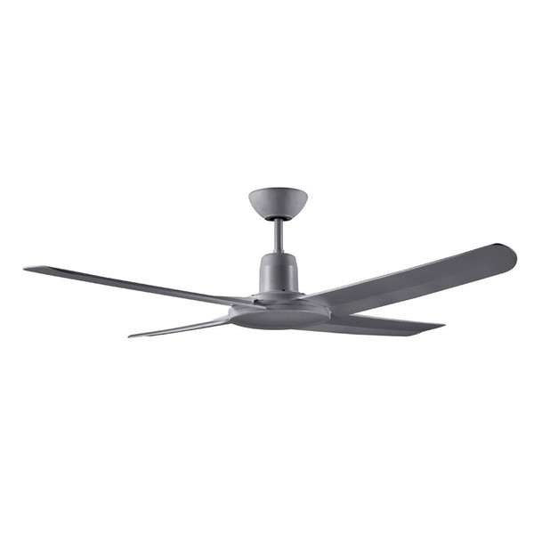 1320mm precision moulded ABS 4 blade titanium ceiling fan with IP55 rating designed for outdoor use.