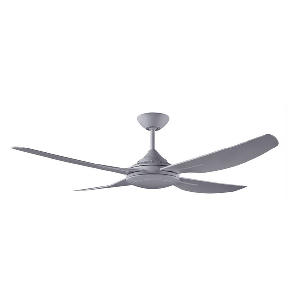 1320mm precision moulded ABS 4 blade white ceiling fan. Suitable for indoor and covered outdoor areas.