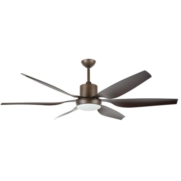 The Aviator 66 inch is Tropically rated with Brilliant's All-Seasons technology for use all year round. With a High velocity airflow and high airmovement, it is suitable for large areas in the home. It has a smooth & quiet operation. Can be installed in any indoor locations around the home. Supplied with interchangeable light kit/metal cover. Matching 900mm or 1800mm extension rods also available.