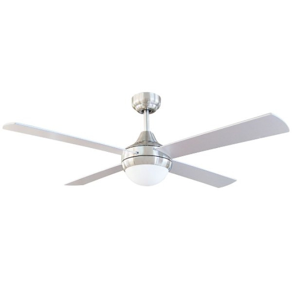 The Tempo Fan features Brilliant's All-Seasons technology for use all year round. The Tempo is a 52 inch ceiling fan and can be installed in any indoor location around the home. A great all-rounder.
