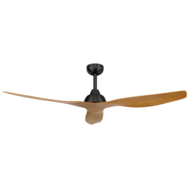 Bahama is a stylish and energy efficient ceiling fan for contemporary designed homes. Featuring 3 sleek, curved blades, available in 4 colour options. Bahama is suitable for those looking for unique, rustic, or timber ceiling fans in modern, sustainable, homes.