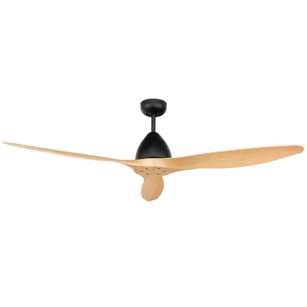 Tropically rated with Brilliant's All-Seasons technology for use all year round. The Canyon has three mould and durable ABS blades to give you maximum airflow. Canyon is a 56 inch ceiling fan and can be installed in any indoors or enclosed alfresco area not exposed to the weather.