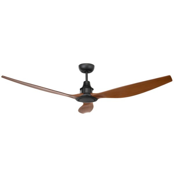 Concorde-II is a modern, energy efficient ceiling fan. Its 3 blade design and DC motor require low energy and produce a high airflow and a quiet ceiling fan. The stylish slim lines will make an attractive addition to any interior.