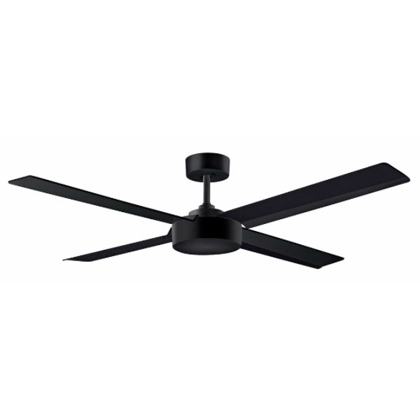 Laguna is a modern 3 bladed ceiling fan made from rust and UV resistant ABS plastic. Can suit any room decor with its crafted simple lines that deliver a cooling breeze. Durable corrosion and UV resistant body and canopy construction, with 3 high strength moulded ABS blades and a 3 speed wall control included.