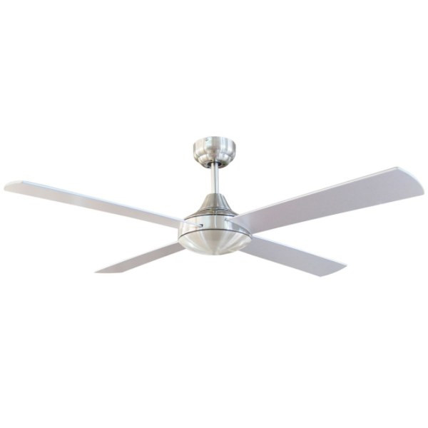 Features Brilliant's All-Seasons technology for use all year round. The Tempo is a 52 inch ceiling fan and can be installed in any indoor location around the home. A great all-rounder.