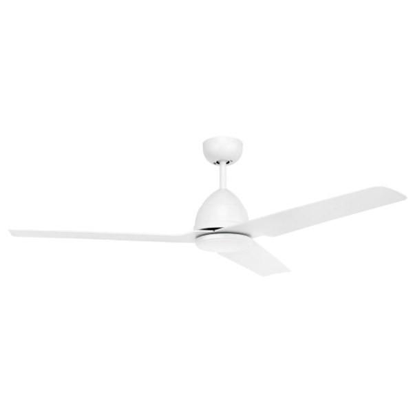 "Aris 3 Blade 52"" Ceiling Fan White"