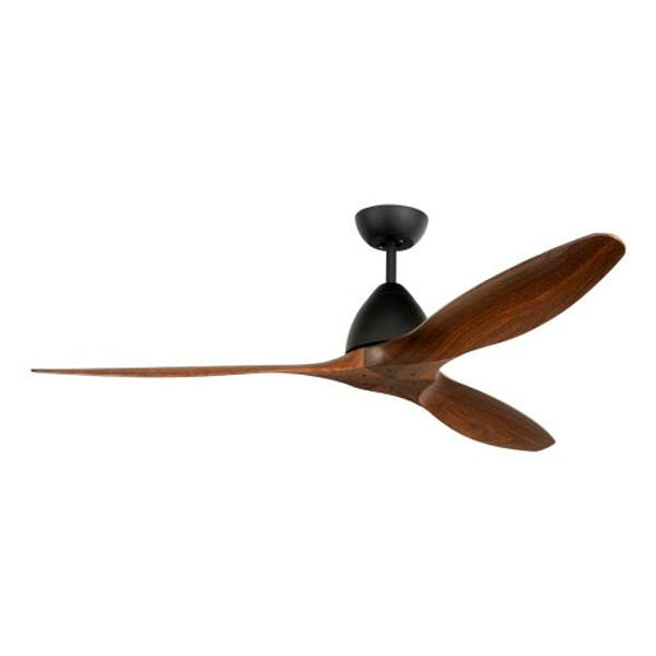 Designer style to compliment your décor, with stunning Timber finish in ABS that never warp or rust. The powerful DC motor, coupled with ABS blades delivers quieter operation and superior air movement.