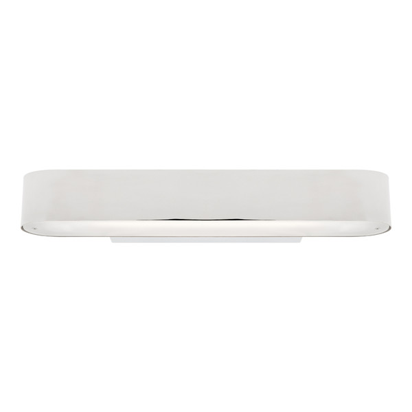 Fahrenheit is a High Quality, Sophisticated Chrome Vanity Wall Light with 2 Frosted Glass Panels. Light Shines Up and Down to Provide Great Light Output while Adding a Sense of Glamour.