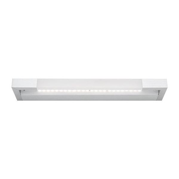 Lynx 12W LED Vanity Wall Light Aluminium
