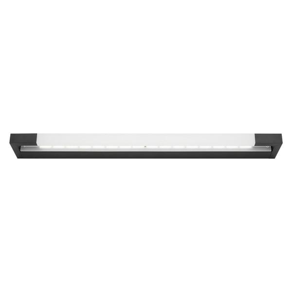 Lynx 20W LED Vanity Wall Light Black