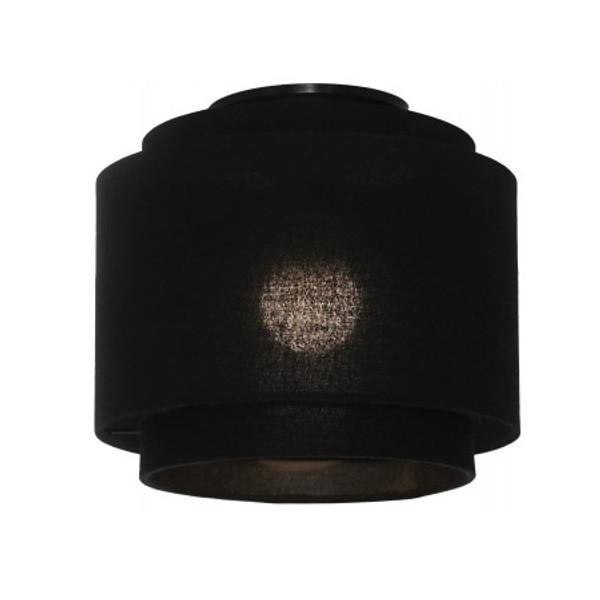 Bern 1 Light DIY Batten Fix Black