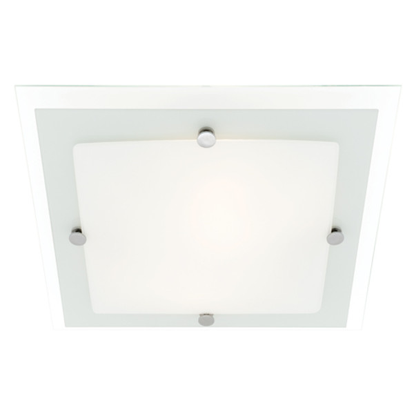 Essex 3 Light Square Oyster Chrome