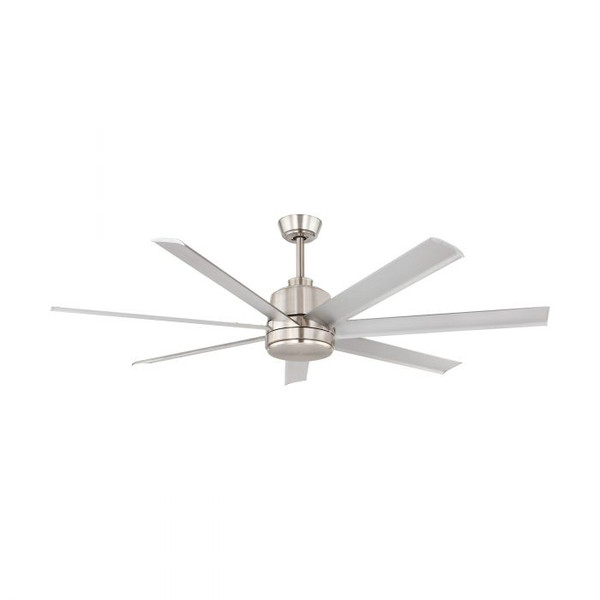 Fan of a big fan? The TOURBILLION is an exceptional quality, high air movement oversize ceiling fan available in black, white or satin nickel.