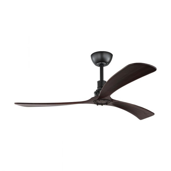 The raw industrial feel of the ZAPALLAR DC ceiling fan creates an eye catching feature, whilst offering quiet and efficient cooling for your home.