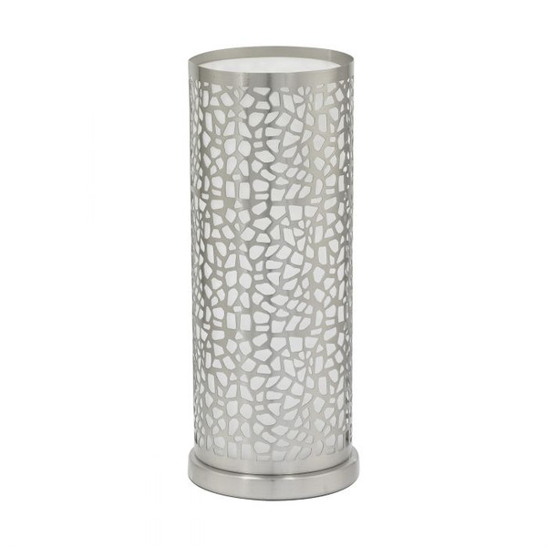 A timeless classic - the ALMERA 1 range features a nickel finish with opal matt glass and takes a standard E27 globe.