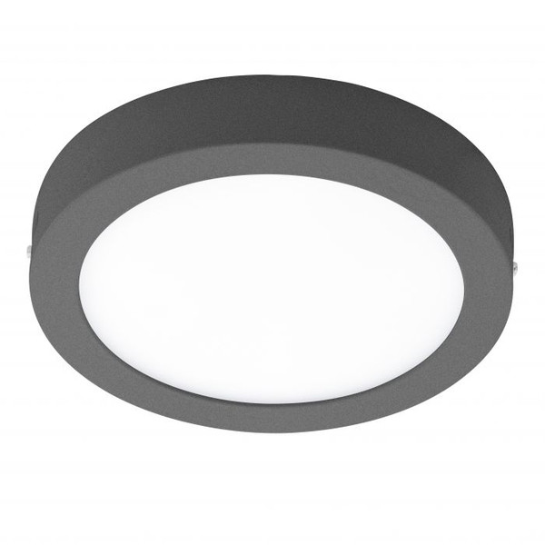 ARGOLIS 16.5W Exterior IP44 Wall/Ceiling Oyster Anthracite