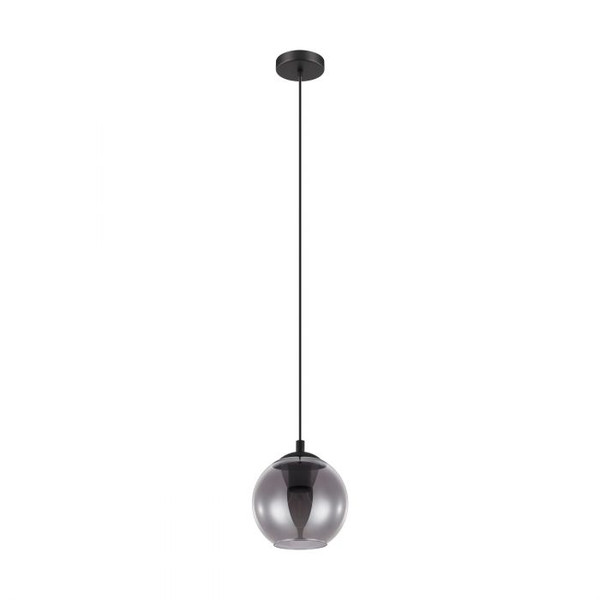 This striking black vaporised glass of the ARISCANI will add a contemporary feel to your home.