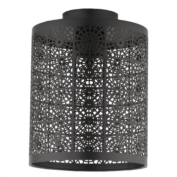Spice up your home with the Moroccan inspired BOCAL range. Featuring an intricate shade of laser cut outs in fashion colours to suit your décor.