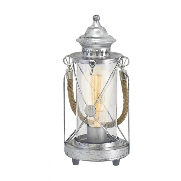 The BRADFORD series captures a vintage feeling with similarities to that of the kerosene lamps of yesteryear.