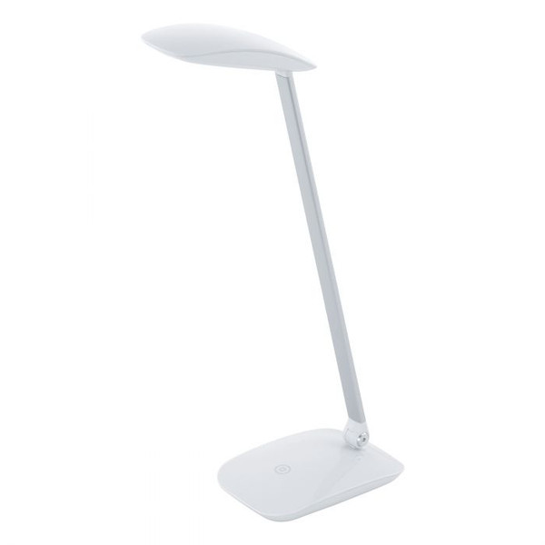 CAJERO LED Touch Desk Lamp White