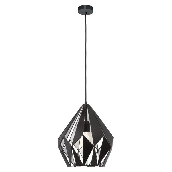 Best seller - the popular CARLTON series features striking geometric cut outs and comes in various fitting styles & finishes.