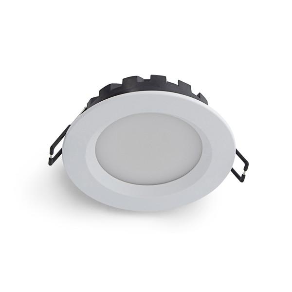 Altius 7W LED Downlight, Quad Colour and Interchangeable Trims