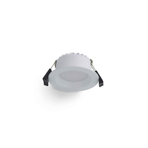 7W LED Tri-colour Downlight with Dimmable Driver White