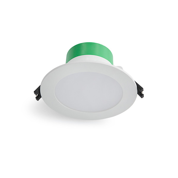 AT9039 Flush TRI 8W LED Downlight with Dimmable Integral Driver White