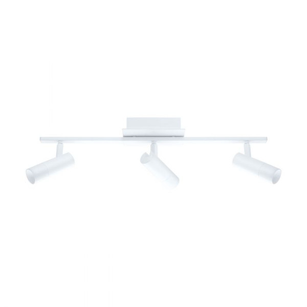 The architecturally inspired TOMARES range features LED light sources and adjustable heads to light your space.
