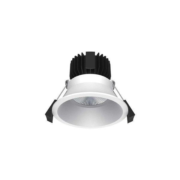 MELIC LED 10W COB Downlight IP44 Warm White Adj White