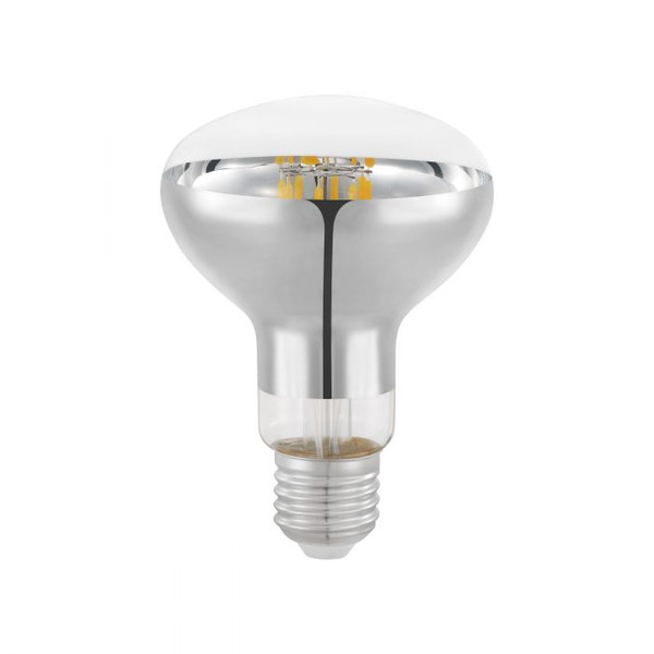 This LED R80 reflector lamp will retro-fit into most applications to replace halogen equivalents.