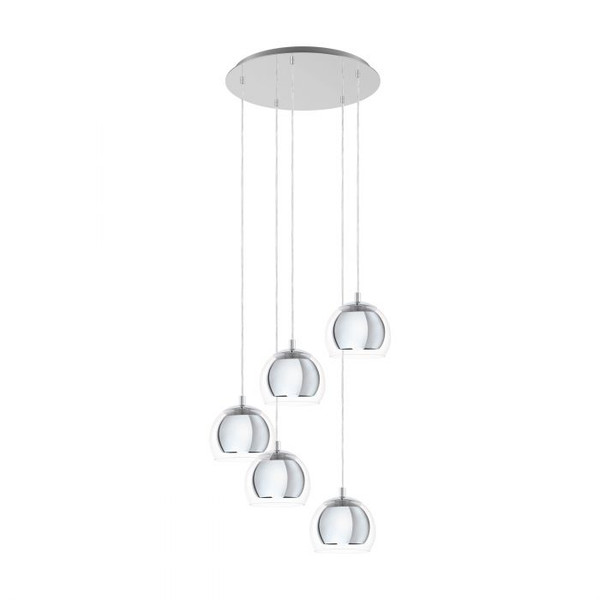 The ever popular ROCAMAR 1 series - with clear outer glass and plated metalware frame, it is sure to be an eyecatcher.