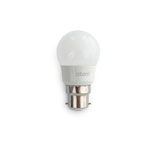 6W G45 LED lamp. Dimmable. Frosted lens
