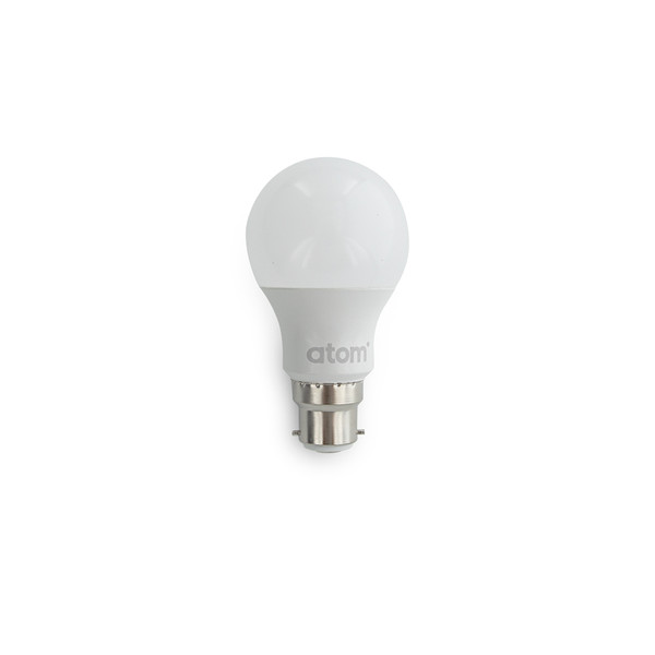 9W A60 LED lamp. Dimmable. Frosted lens