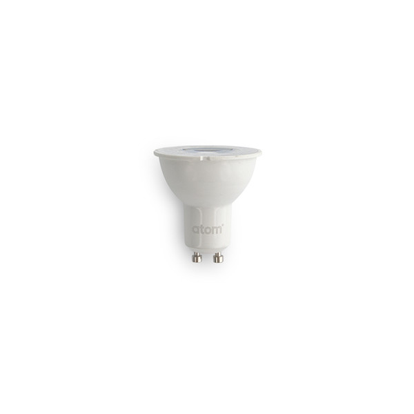 6.7W GU10 LED Lamp. Dimmable with Lens