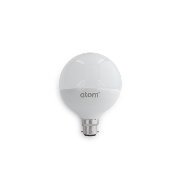 13W G95 LED lamp. Non-Dimmable, Frosted Lens