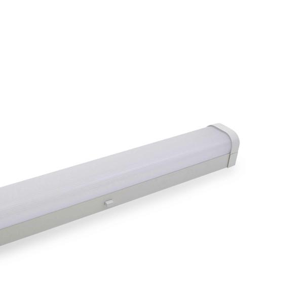 Narrow body LED batten TRI-Colour