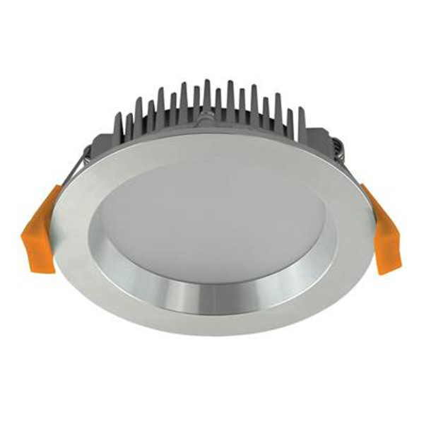 DECO-13 Round 13W Dimmable LED Downlight - Aluminium Frame