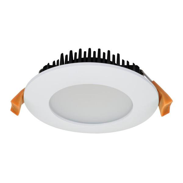 SPLASH-13-RND Round LED Down Light IP54 - White