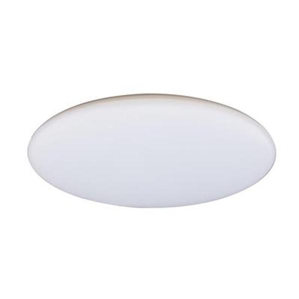 MONDO-400 400MM Slimline Round 30W LED Oyster White