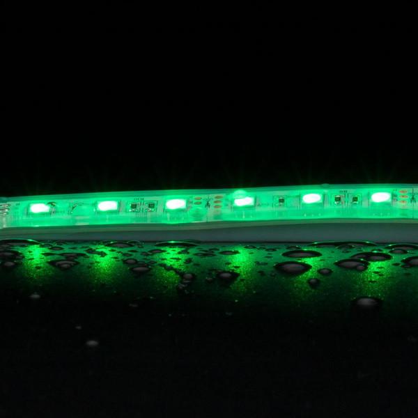 STRIP-60-RGB-WP Flexible 60 LED Weatherproof Strip - 14.4W 12V / RGB LED