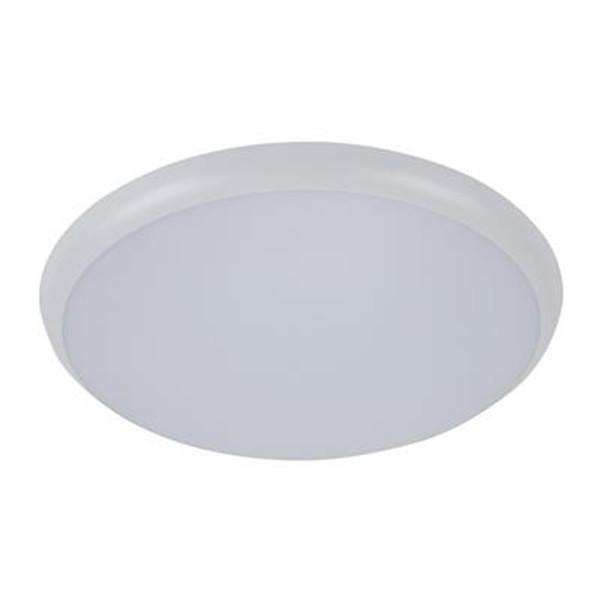 SOLAR-400 Round 35W Slimline LED Ceiling Light - White Frame