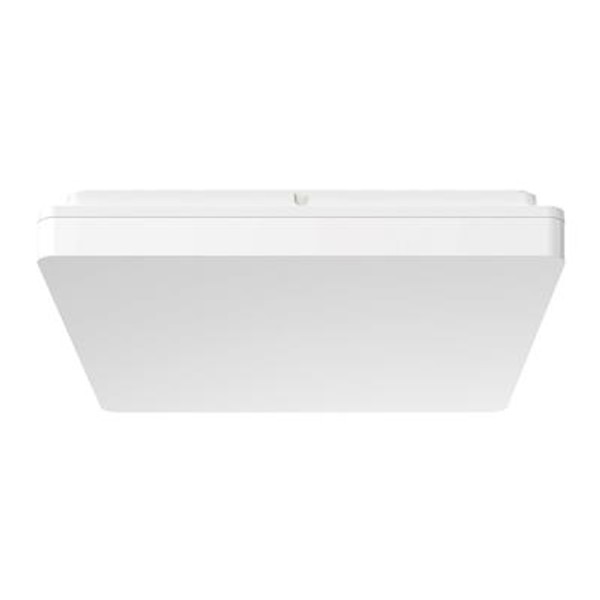 SUNSET-400 Square 35W Led Oyster Trio IP54- White