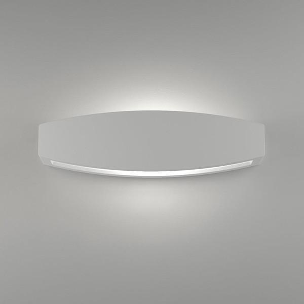 BF-2608B Ceramic Two Way Wall Light - Raw / G9