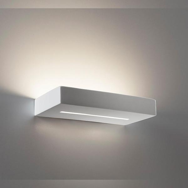 BF-8276 Ceramic 30cm Wall Light - Raw / G9